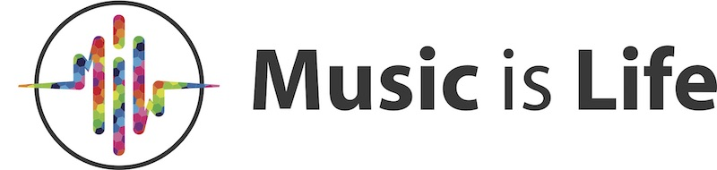 Music Is Life Logo