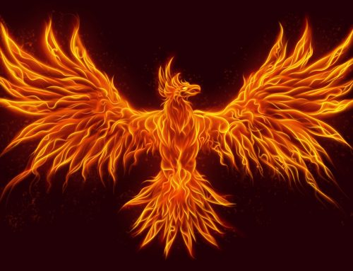 The Phoenix – The Reality Of Depression For Me
